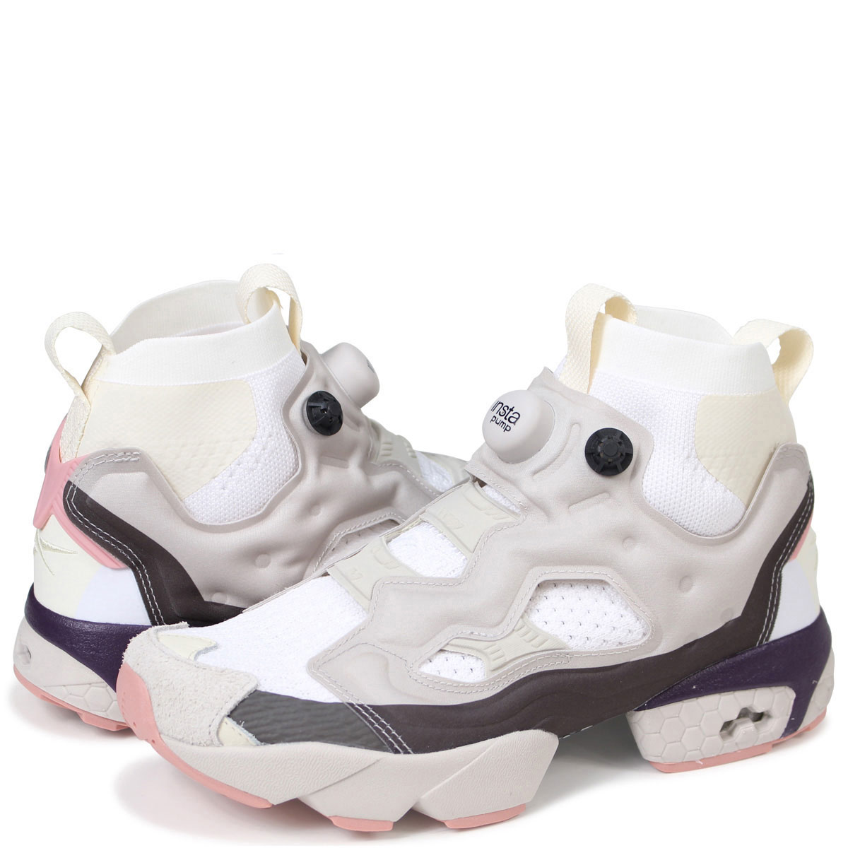 ca684b0ec515 Reebok INSTAPUMP FURY ULTK DP リーボックポンプフューリーメンズレディーススニーカー CM9354 white  load  planned Shinnyu load in reservation product 5 19 ...