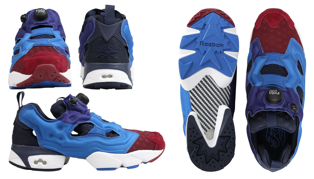 6a174f43f2a9 ALLSPORTS  Reebok Reebok INSTA PUMP FURY OG SAXE BLUE sneakers insta ...