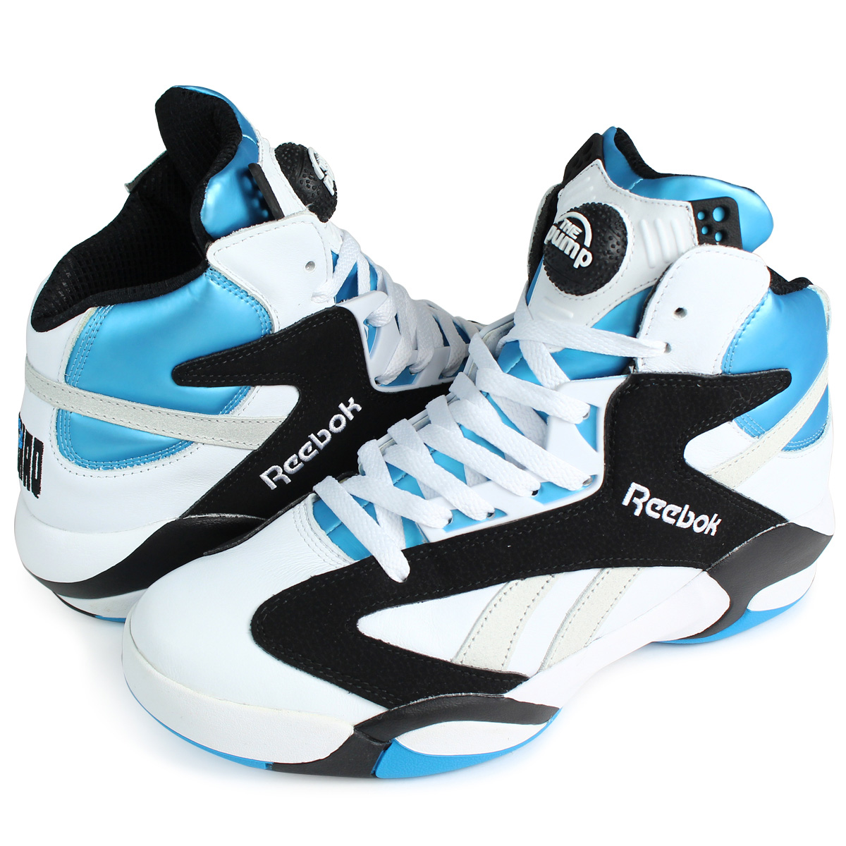 53d33860adbf Reebok SHAQ ATTAQ OG shack attack sneakers Reebok V47195 men shoes white   11 29 Shinnyu load   1117