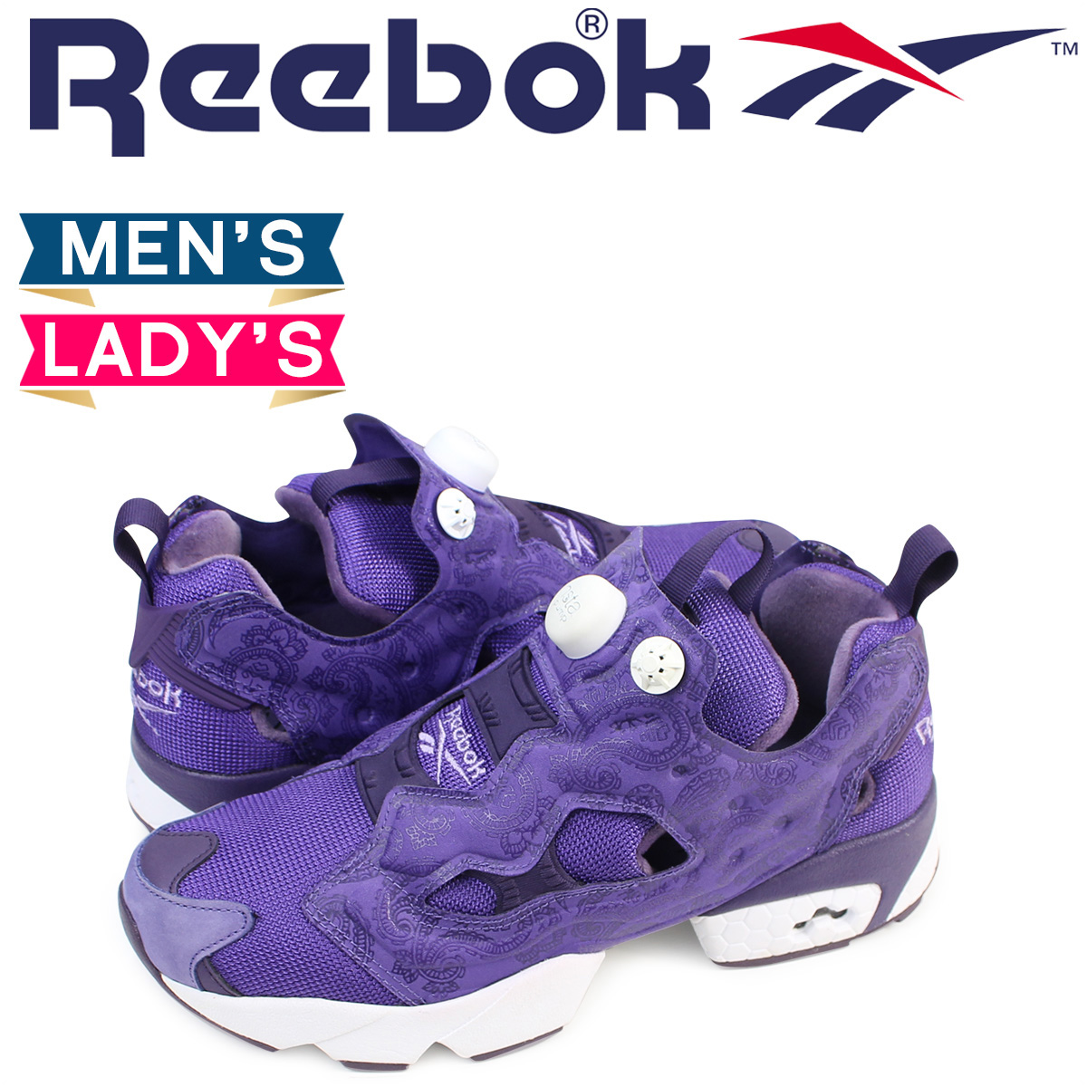 350b643b ALLSPORTS: Point 2 x Reebok Reebok INSTA PUMP FURY OG sneaker insta ...