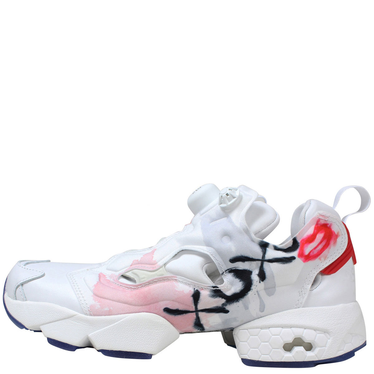 exquisite style look out for uk cheap sale Reebok リーボックポンプフューリーセレブレートスニーカーレディース INSTAPUMP FURY CELEBRATE V69142 shoes  white