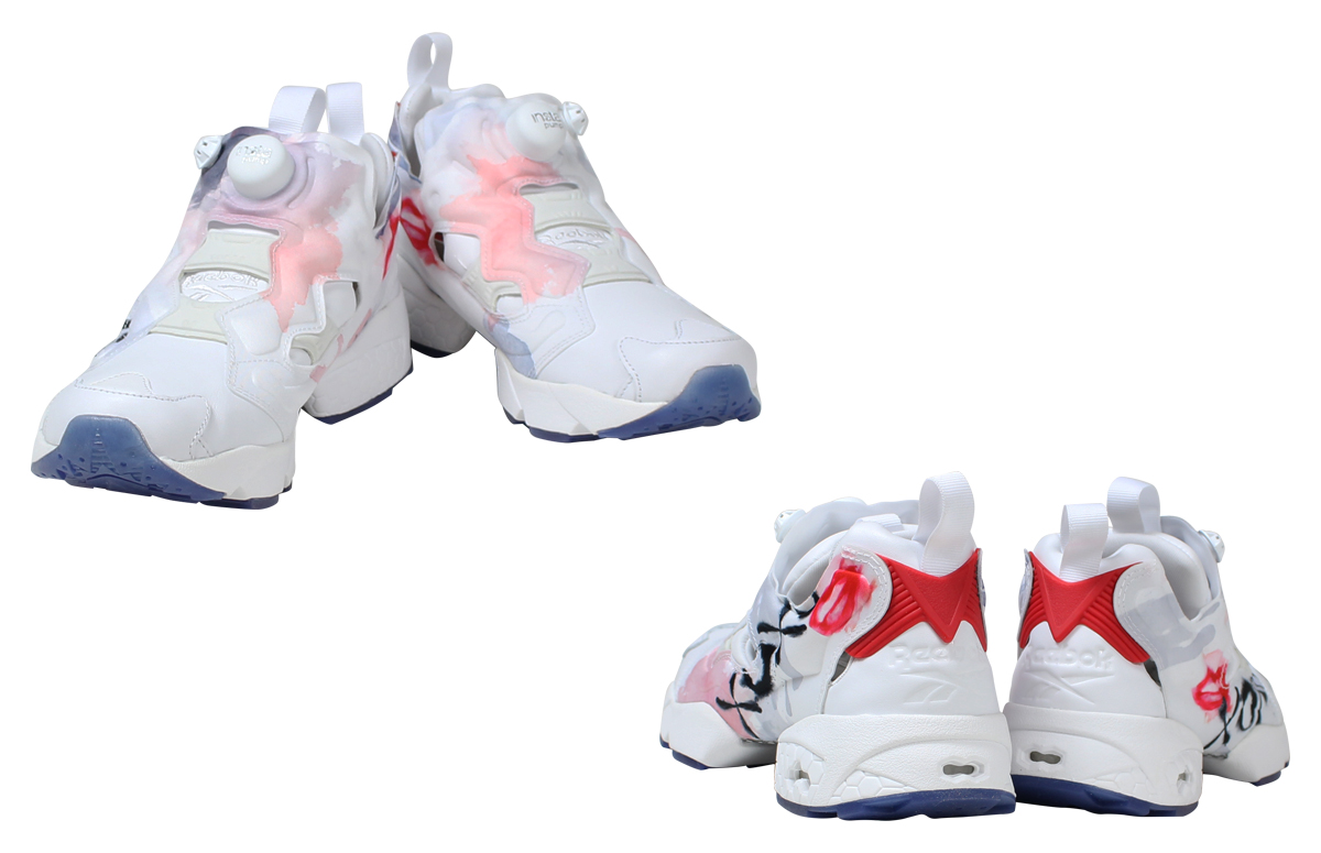 afe1ebca124 ALLSPORTS  Reebok Reebok pump fury cerebrate sneakers Womens ...