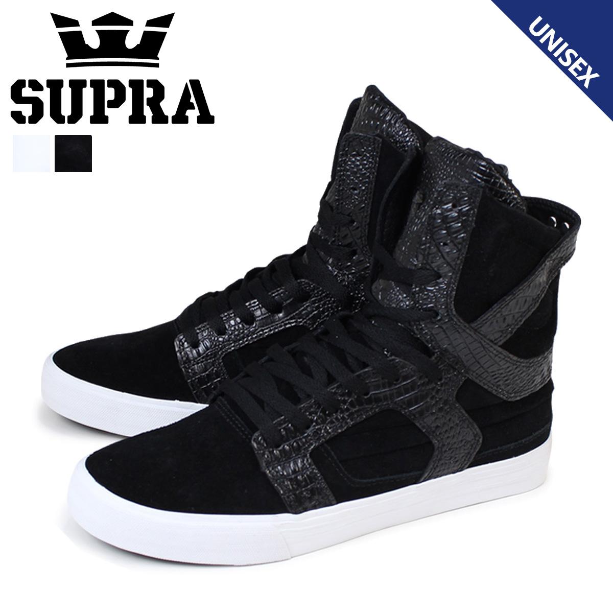 91dacef2b5f Surpra sky top SUPRA men gap Dis sneakers SKYTOP II S01031 S01054 shoes  white black ...