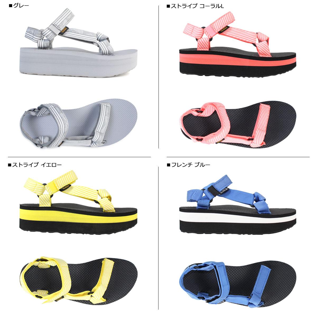 4e26fa71678 ALLSPORTS  Teva Teva Sandals Women s flat form universal W FLATFORM ...