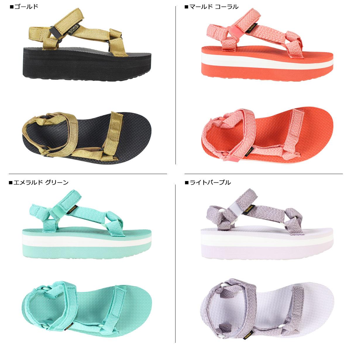 b316e21dd3d5 ALLSPORTS  Teva Teva Sandals Women s flat form universal W FLATFORM ...