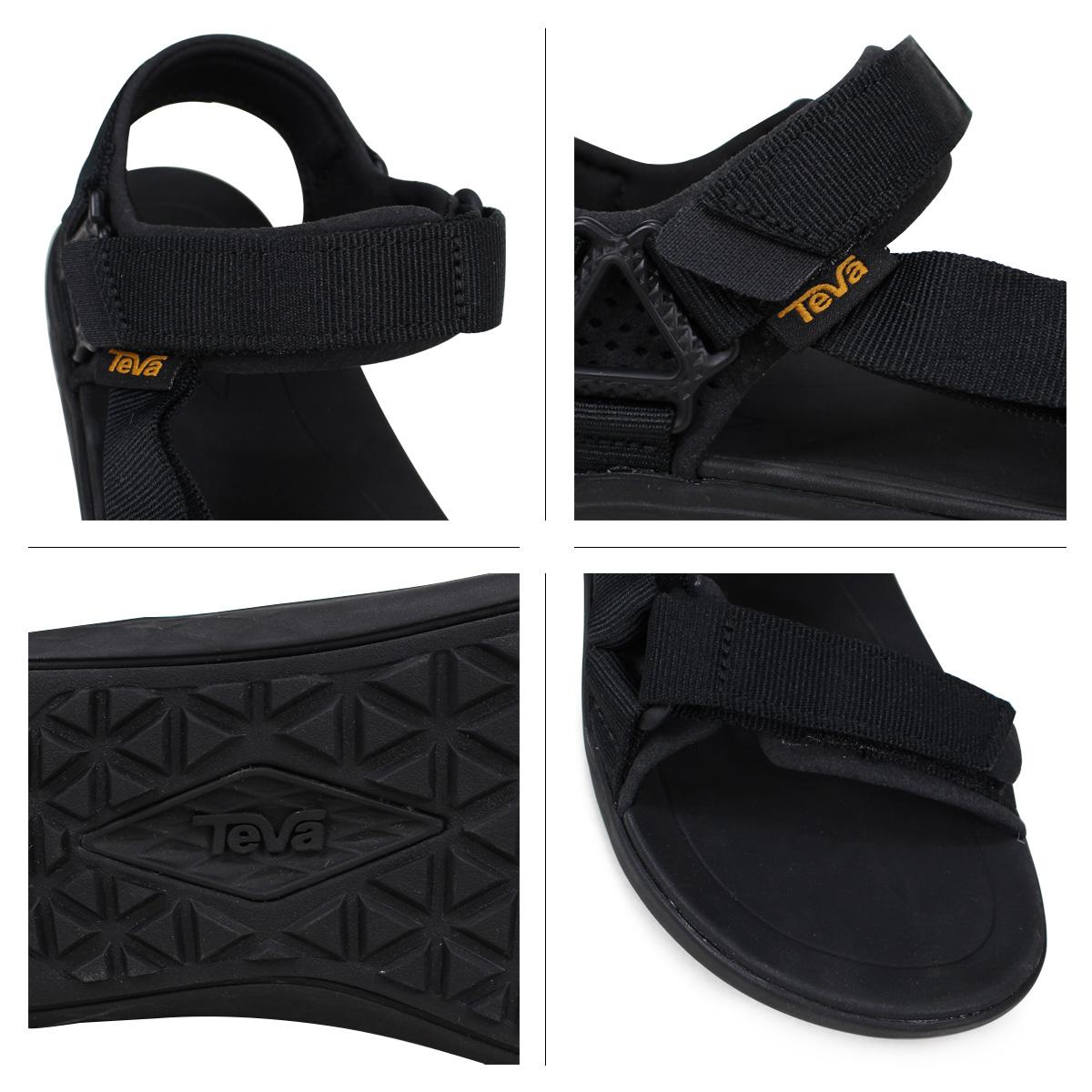 195a02638 Teva TERRA-FLOAT 2 UNIVERSAL Teva sandals Lady s terra float 2 universal  black 1091333  4 18 Shinnyu load   184