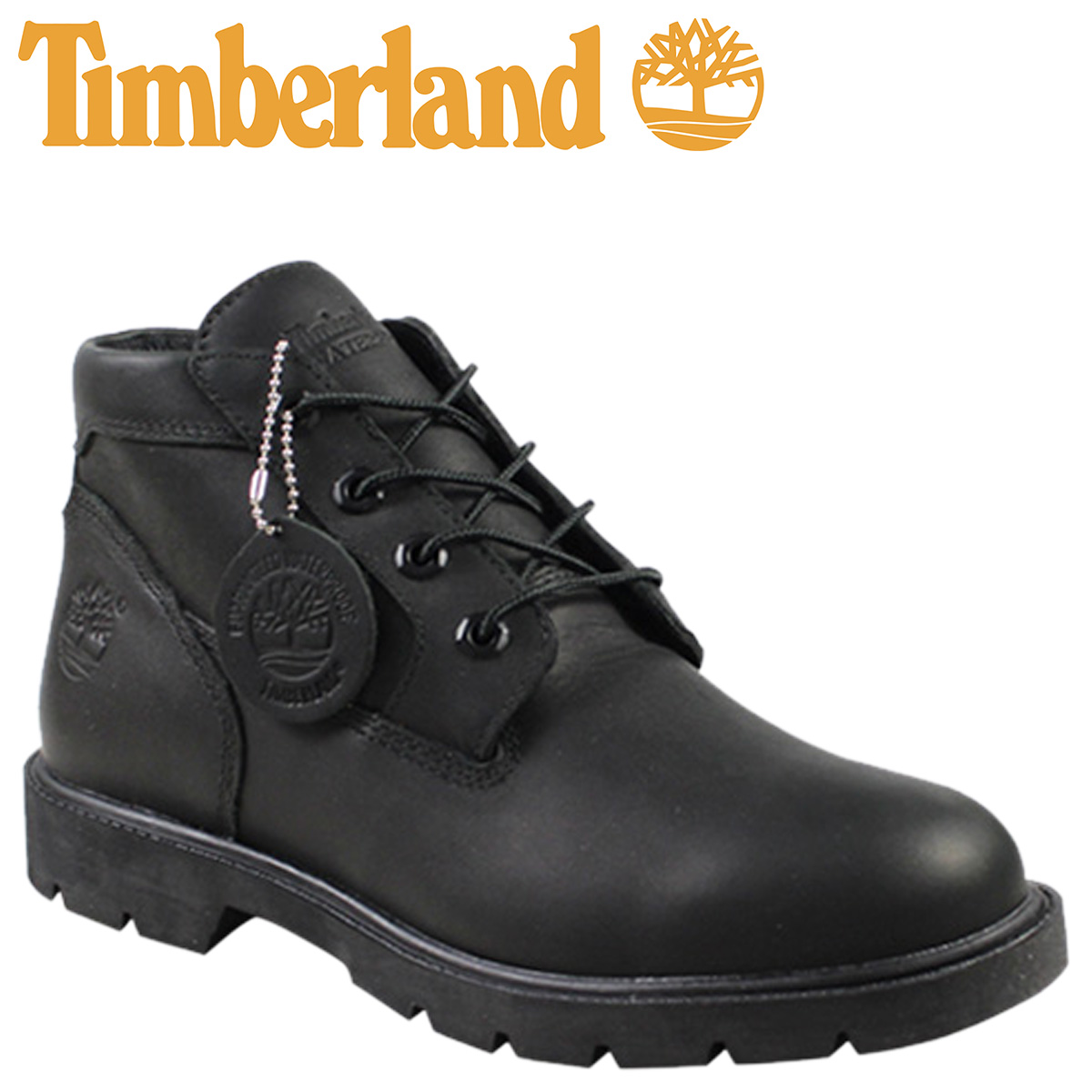 22047 black men's leather BOOT CHUKKA VALUE of boots chukka Timberland Timberland value [3 / 24 new in stock] [regular] ★ ★ 02P11Apr15