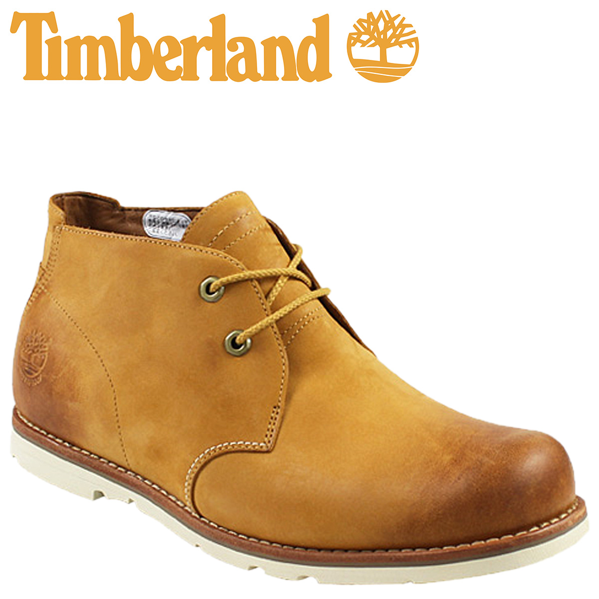 Timberland Ek Rugged Lt Plain Toe Chukka