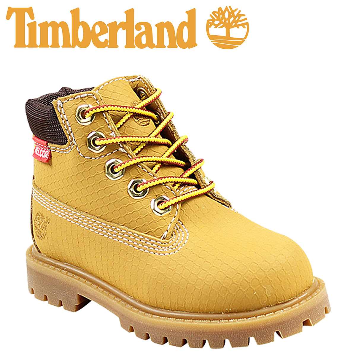 9fc7c0327665 Timberland Timberland baby kids 6 inch premium waterproof boots 6 INCH  PREMIUM WATERPROOF HELCOR BABY TODDLERS BOOTS leather junior kids 6586R  wheat  1   16 ...