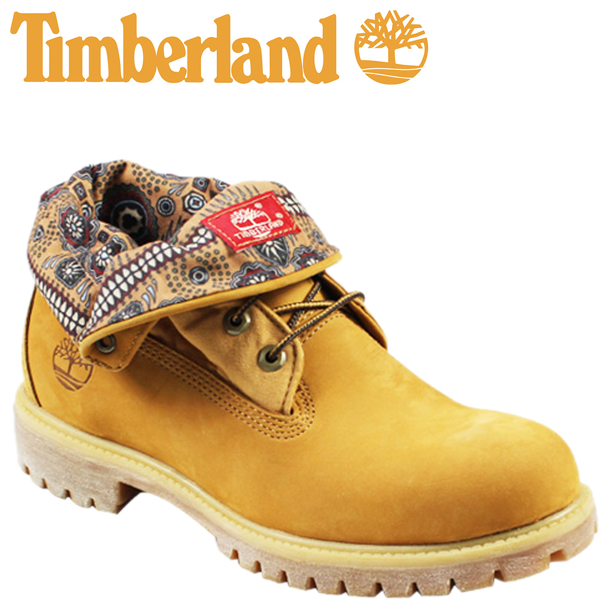 b9332c04522 Timberland Timberland icons roll top boots ICON ROLL-TOP nubuck x fork  men's 6826A wheat [3 / 24 new in stock] [regular]