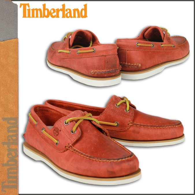 Timberland Timberland deck shoes CLASSIC 2 EYE BOAT 29597 men