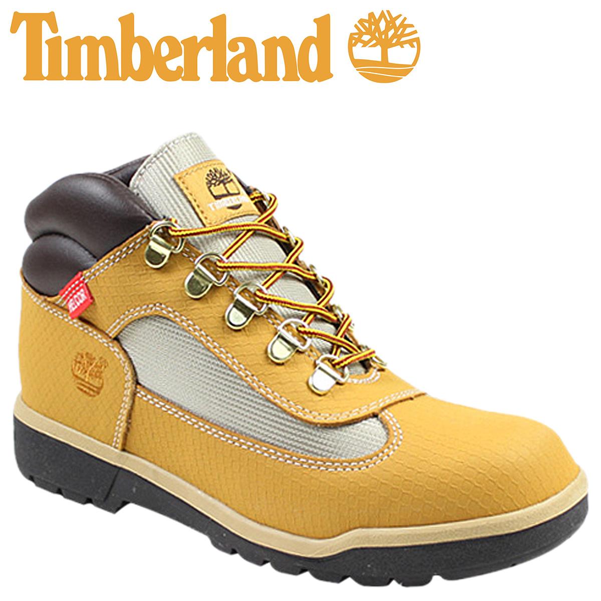 dc4244b3f53 Point 2 x Timberland Timberland women's her car big kids ' field boots  HELCOR BIG KIDS ...