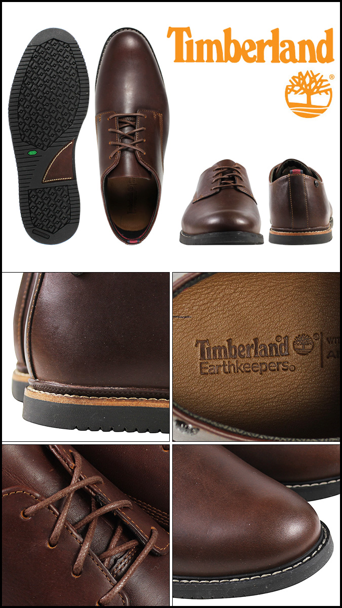 Cuir Chaussures Oxford Hommes Timberland p63TLFicT