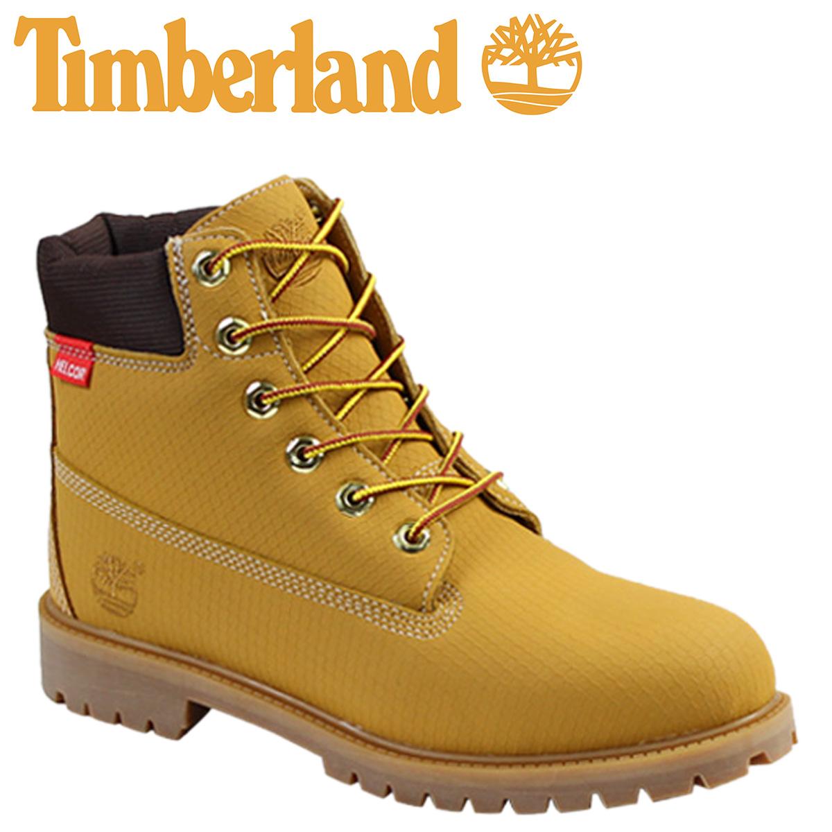 00bce6aed308b Timberland Timberland 6 inch premium Scaff proof boots  wheat  6596 R 6inch  Premium Scuffproof Boot ヘルコレザー junior kids child ladies GS  genuine