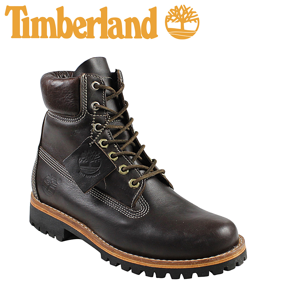 ALLSPORTS  6848ko Brown of timberland EARTHKEEPERS HERITAGE RUGGED BOOT  Timberland mens boots 9411e045975a