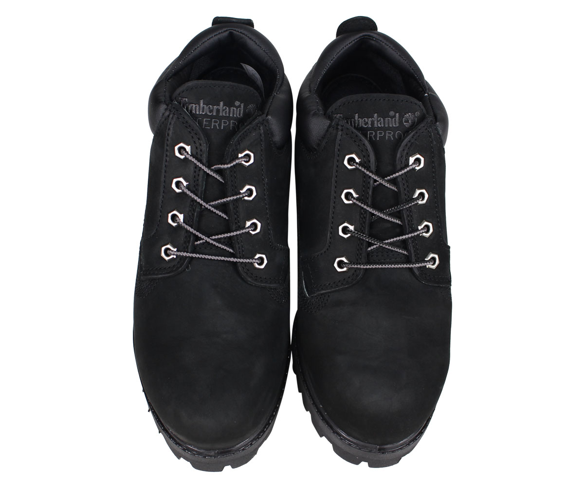 01333776157 Timberland boots men Timberland Oxford classical music CLASSIC OXFORD  WATERPLOOF BOOTS 73,537W Wise black waterproofing [7/7 Shinnyu load] [177]