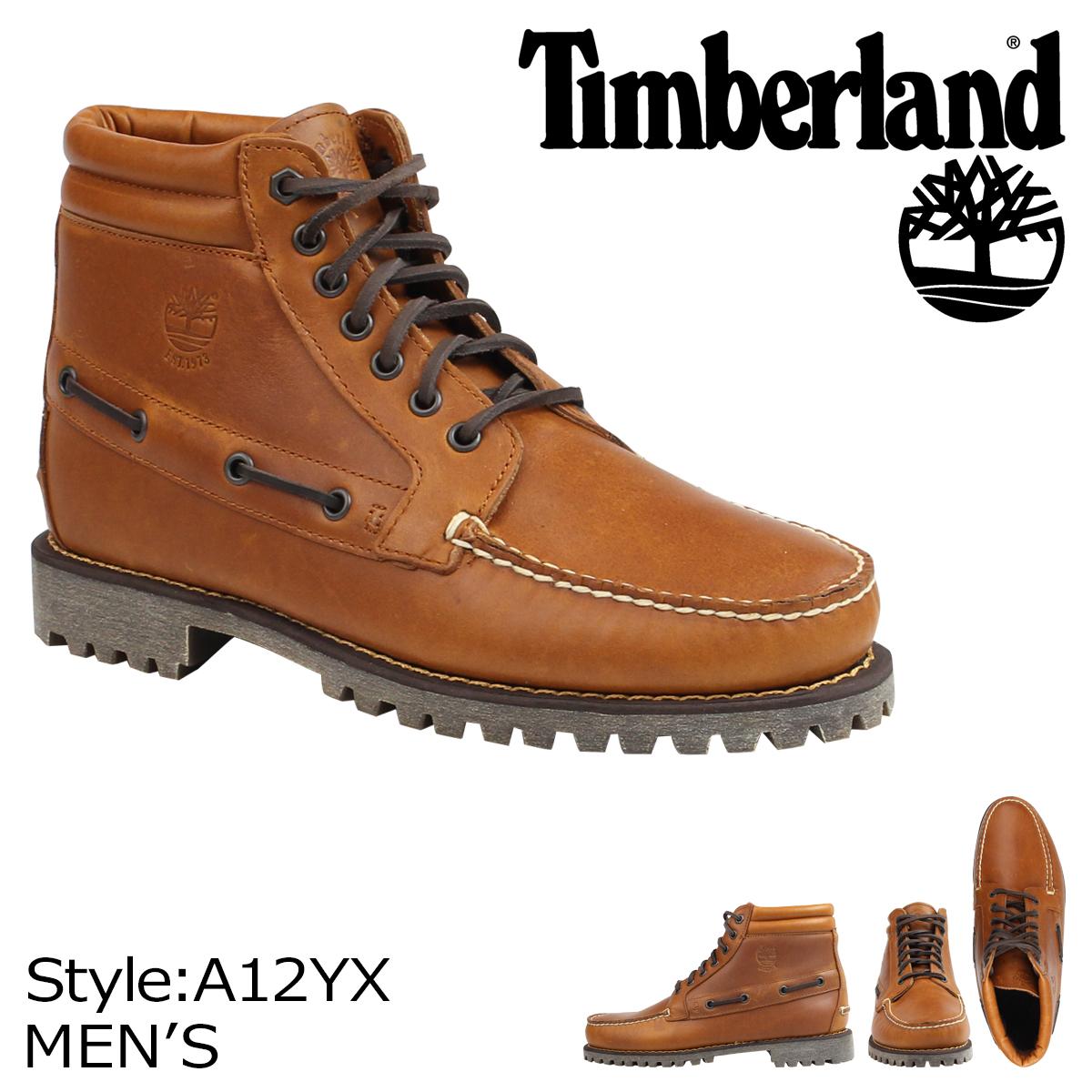 7 Timberland Timberland PENDLETON AUTHENTICS 7 EYE CHUKKA chukka boots authentic アイチャッカ A12YX W Wise clay pot men