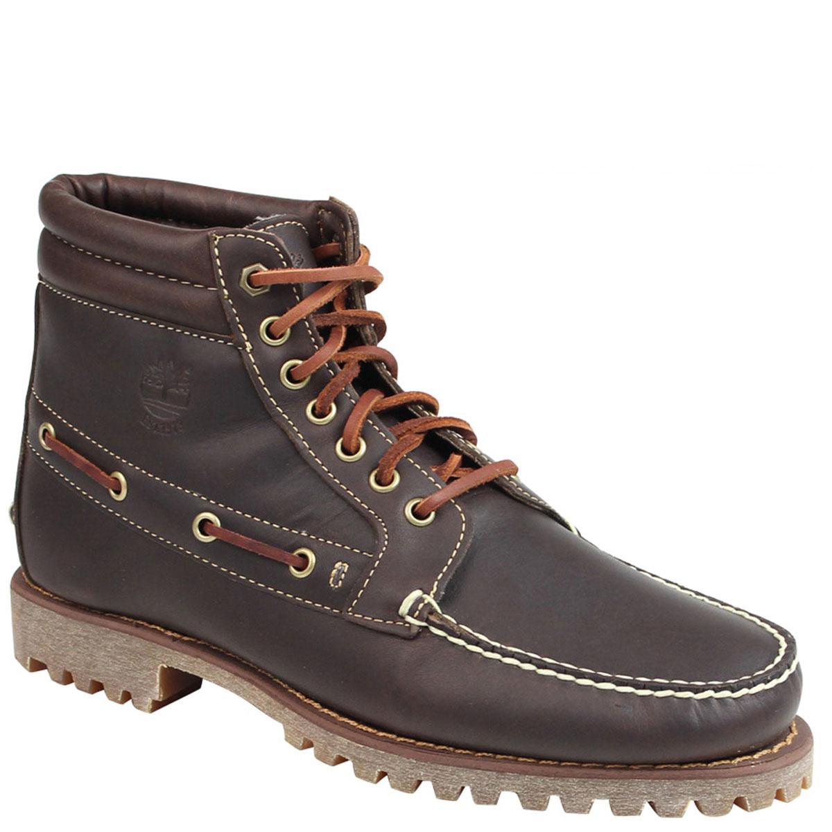 7 Timberland Timberland PENDLETON AUTHENTICS 7 EYE CHUKKA chukka boots authentic アイチャッカ A13F1 W Wise dark brown men