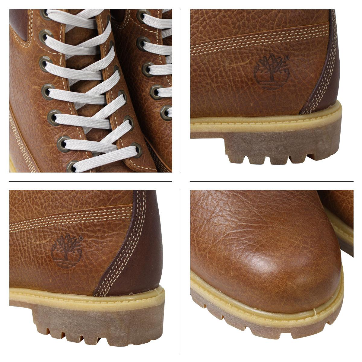 天伯伦天伯伦 6 INCHI 6 英寸溢价靴子 6 英寸溢价防水靴子 A17LP W 明智防水棕色男装 [10/28 新股票]