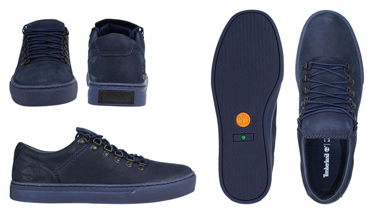 Timberland Timberland chukka boots ADVENTURE 2.0 CUPSOLE CHUKKA A17NF W Wise blue men