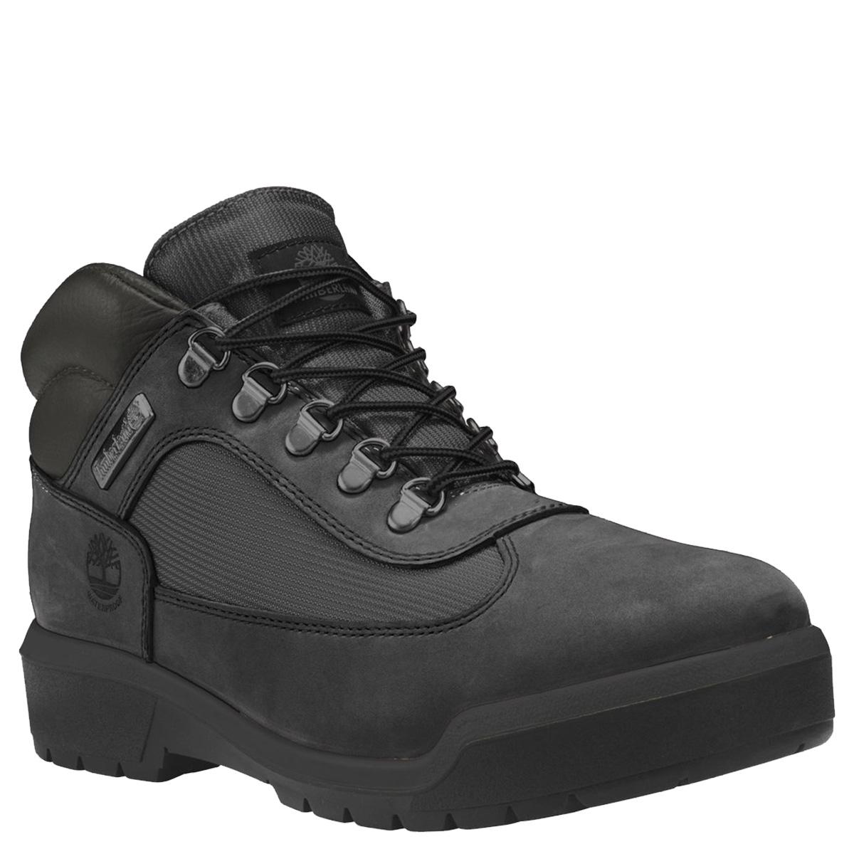 117d51cbd47 Timberland WATERPROOF FIELD BOOTS F/L Timberland boots men A1A12 D Wise  black [1810]