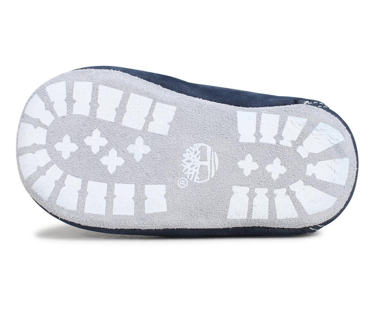 21375a285a4b8 Timberland INFANT CRIB BOOTIES CAP SET Timberland boots shoes cap hat knit hat  set kids baby gift navy A1LU3 [6/26 Shinnyu load] [196]