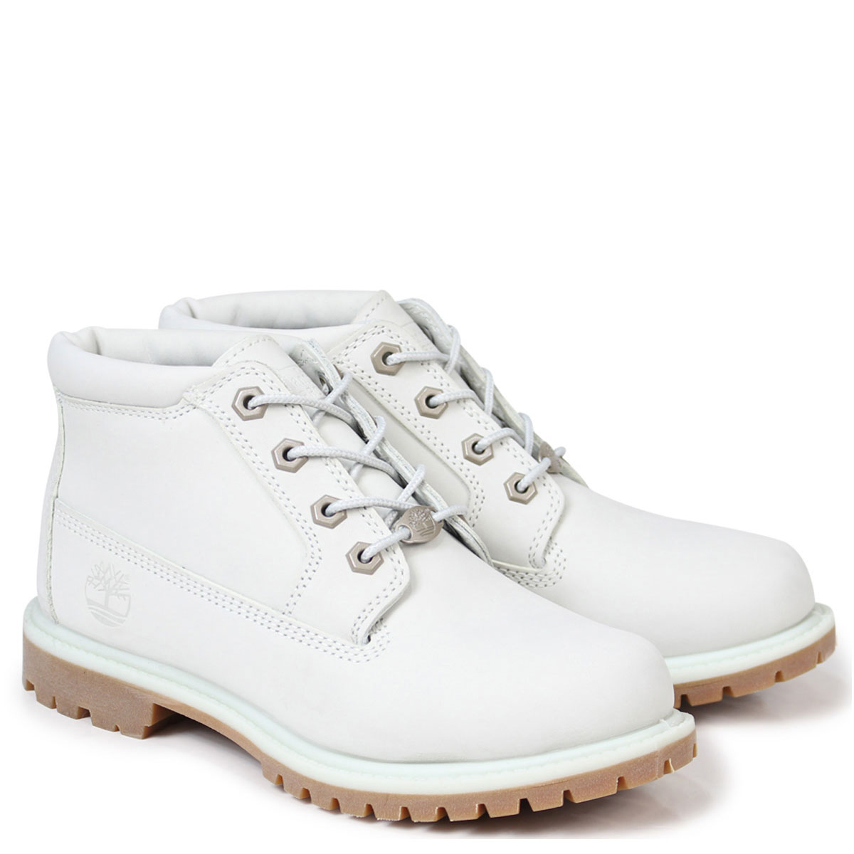 Timberland WOMEN  S NELLIE WATERPROOF CHUKKA BOOTS チャッカレディースティンバーランドブーツ  A1NDK W Wise light blue  1 25 Shinnyu load   181  8708a2ffda
