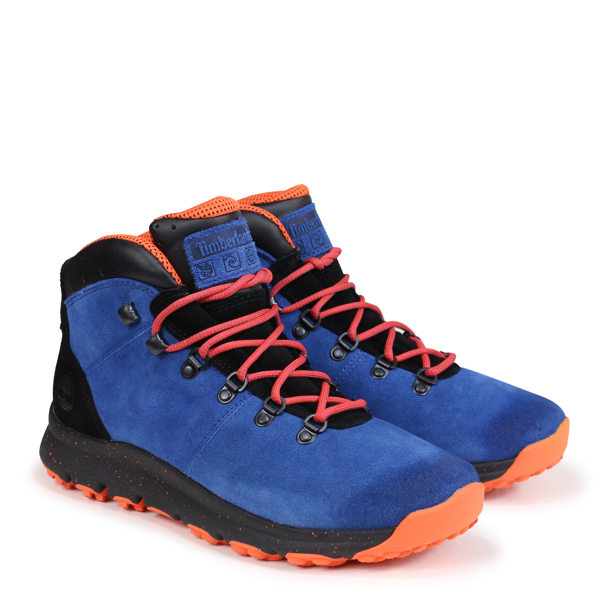 ALLSPORTS  Timberland WORLD HIKER Timberland boots men A1RFR W Wise blue   9 5 Shinnyu load   189   cee7babc286