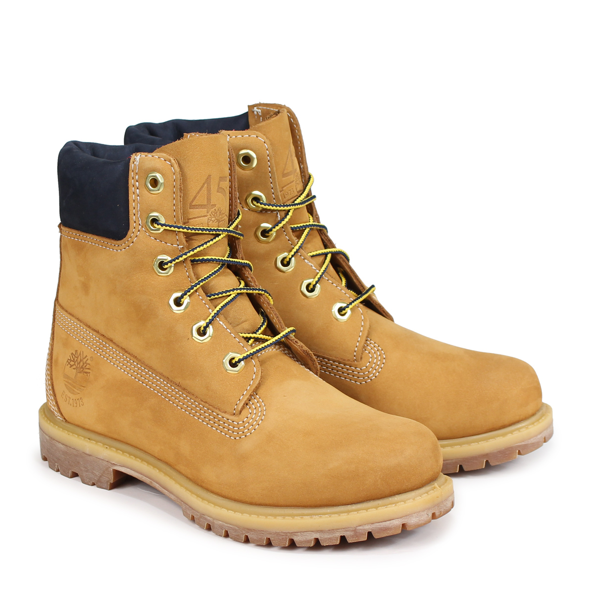 6 inches of Timberland 6 INCH PREMIUM BOOTS Timberland boots lady's W ??????? A1SI1 [193]