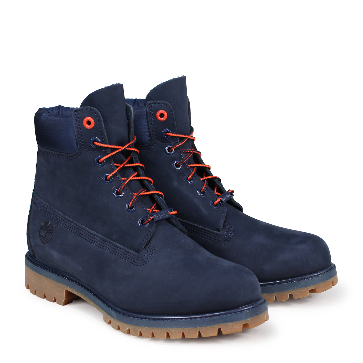 6 inches of Timberland 6 INCH PREMIUM BOOTS Timberland boots men A1U7X W Wise navies