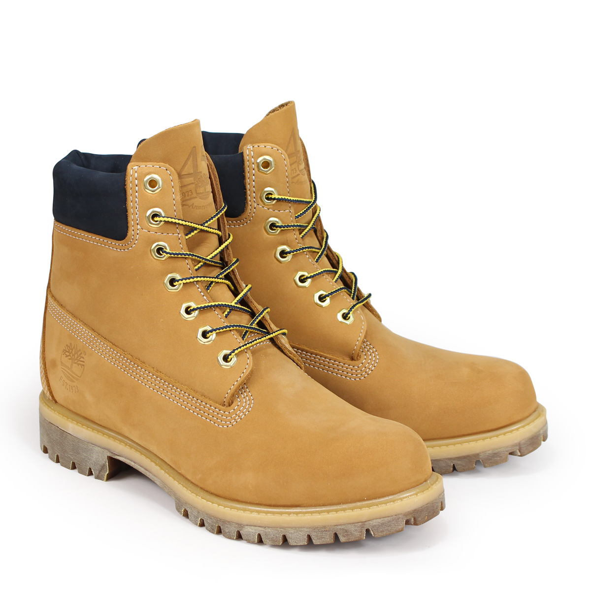 best quality designer fashion well known 6 inches of Timberland 6-INCH WATERPROOF PREMIUM BOOTS Timberland boots  men's W ワイズウィート A1VXW [193]