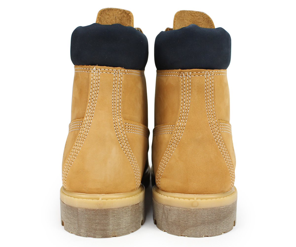 9e3fabfd004 6 inches of Timberland 6-INCH WATERPROOF PREMIUM BOOTS Timberland boots  men's W ワイズウィート A1VXW [193]