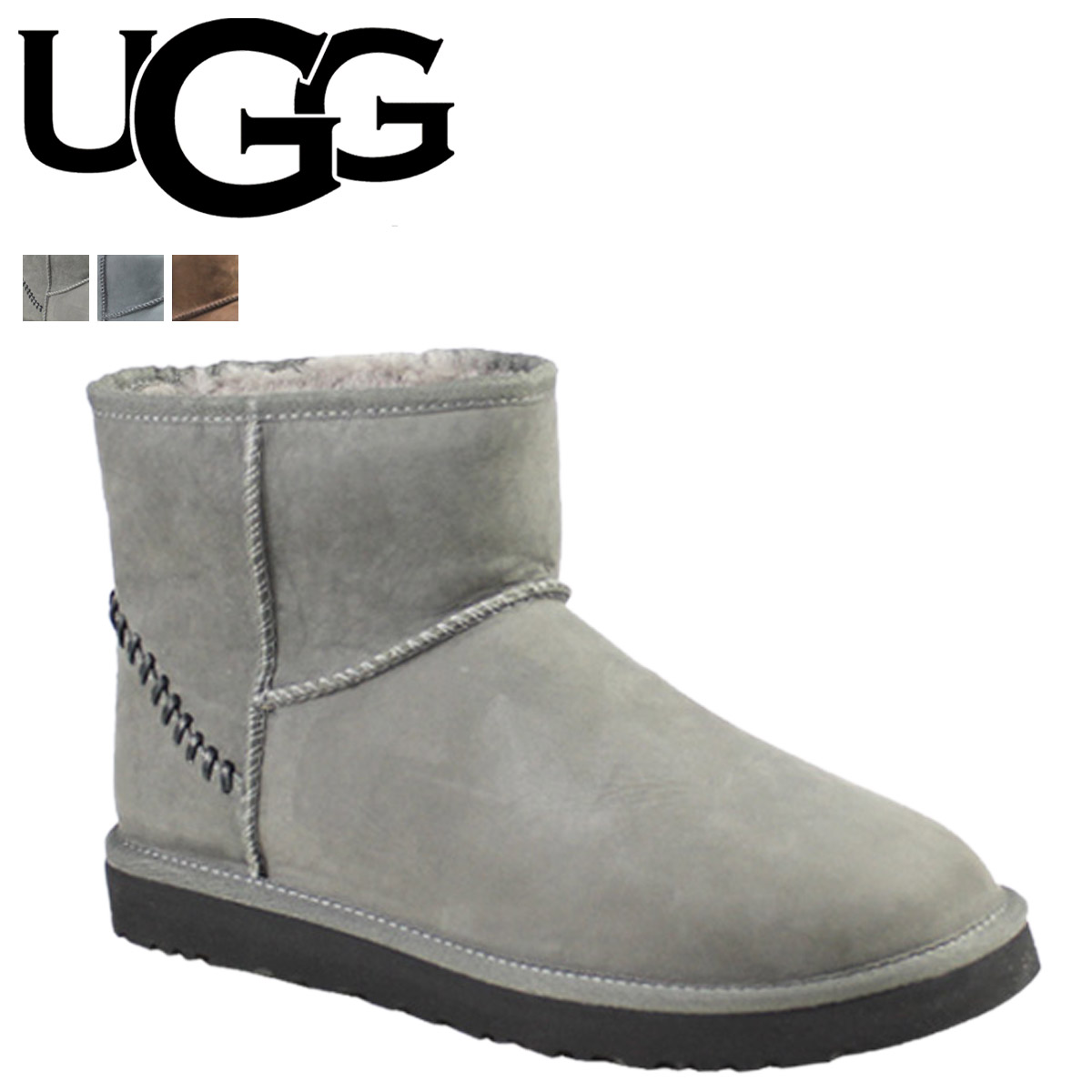UGG /☆ MENS CLASSIC MINI DECO ☆