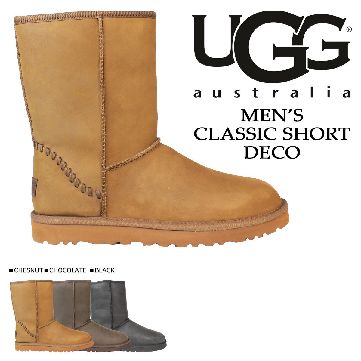 ugg classic short men nz