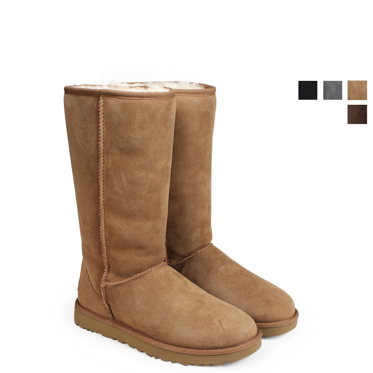 f7b2d456482d UGG CLASSIC TALL II BOOT アグムートンブーツクラシックトール 1016224 Lady s  load planned  Shinnyu load in reservation product 9 12 containing   189
