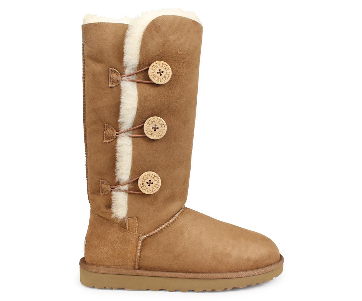 8173ec68c74 1873 アグ UGG boots mouton boots Bailey button triplet 2 lady's 1016227  WOMENS BAILEY BUTTON TRIPLET II regular article [178]