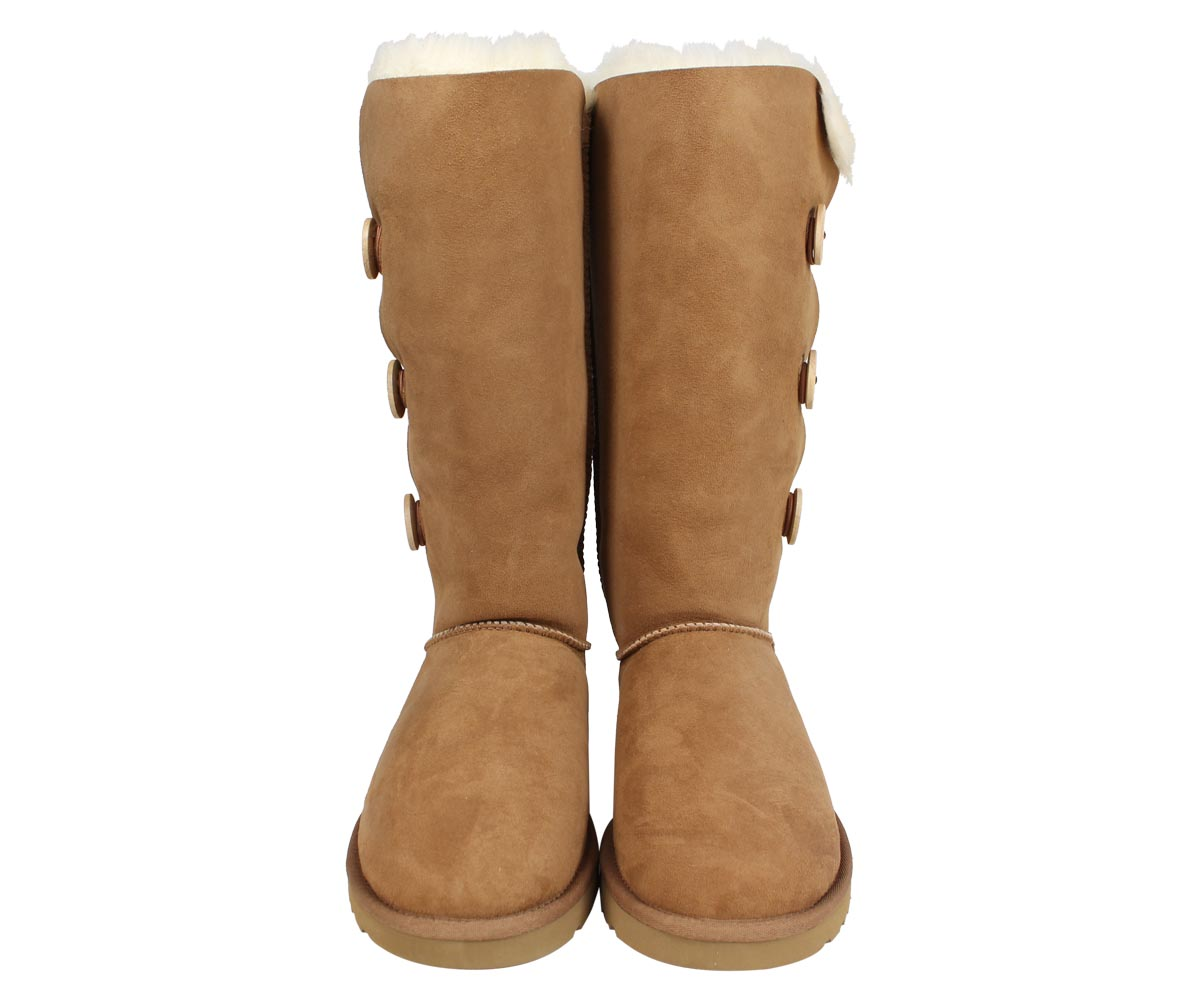 c2ce259eeb3 1873 アグ UGG boots mouton boots Bailey button triplet 2 lady's 1016227  WOMENS BAILEY BUTTON TRIPLET II regular article [178]