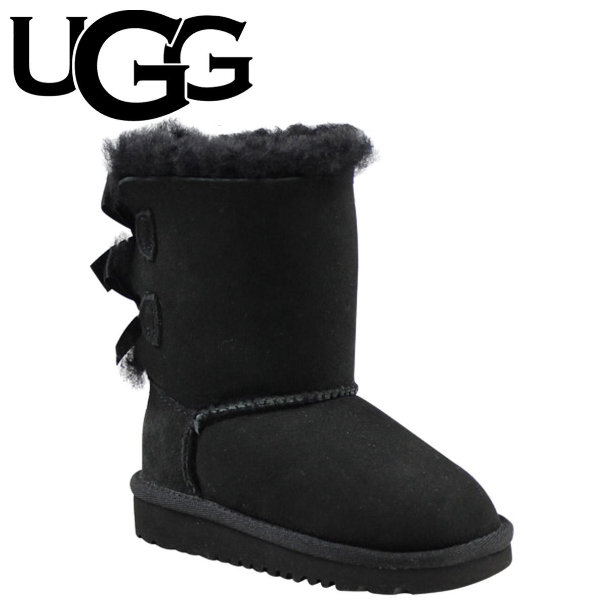 black bow uggs kids nz