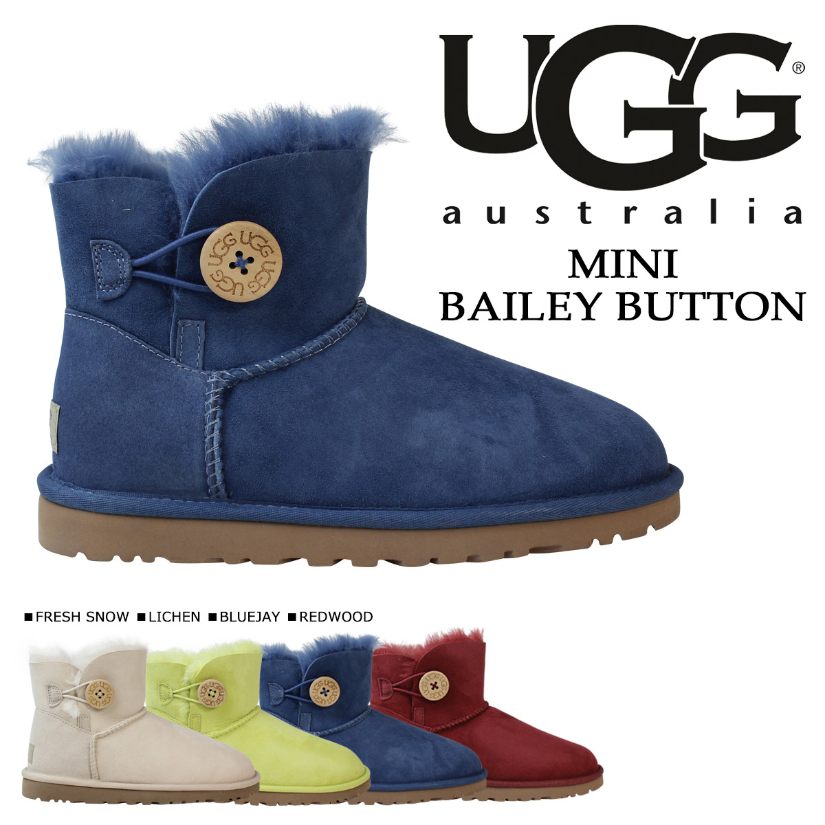 ugg button bailey nz