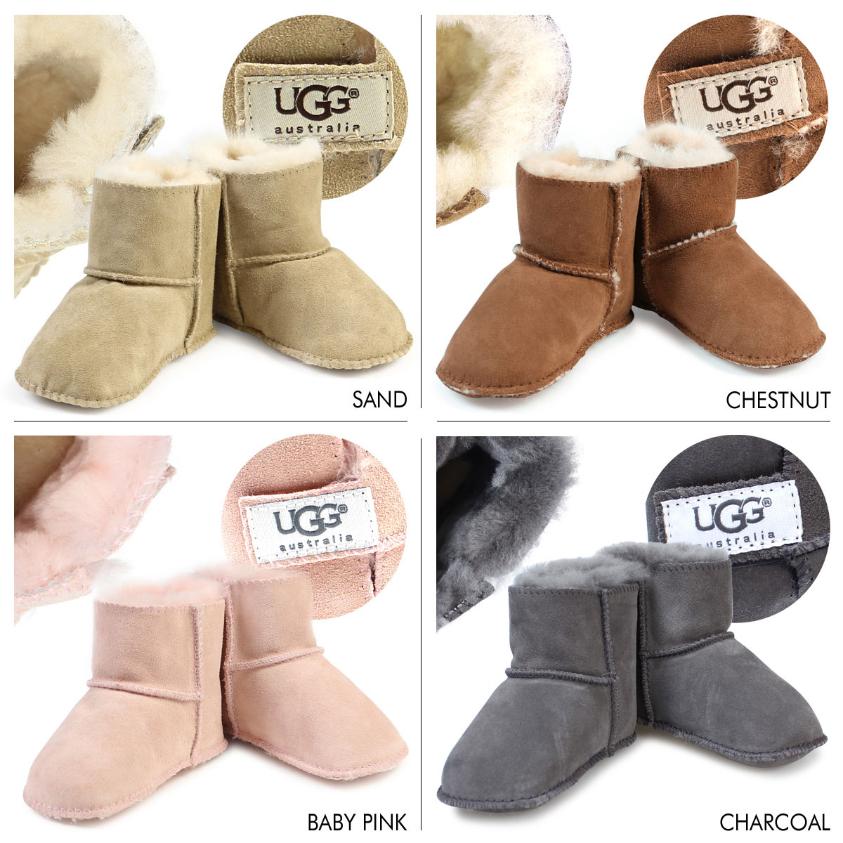 f3055348236 UGG UGG baby infant Erin boots 5202 5205 INFANTS ERIN 2013 FALL new baby  Sheepskin