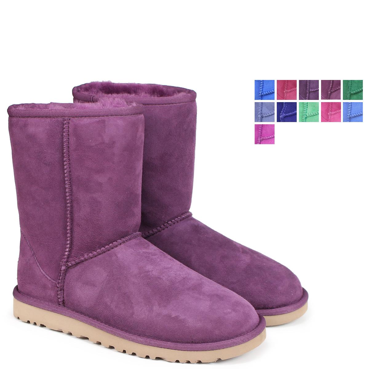 アグ UGG boots mouton boots classical music short 2 Lady's short 2 5825  1016223 WOMENS CLASSIC SHORT 2 regular article