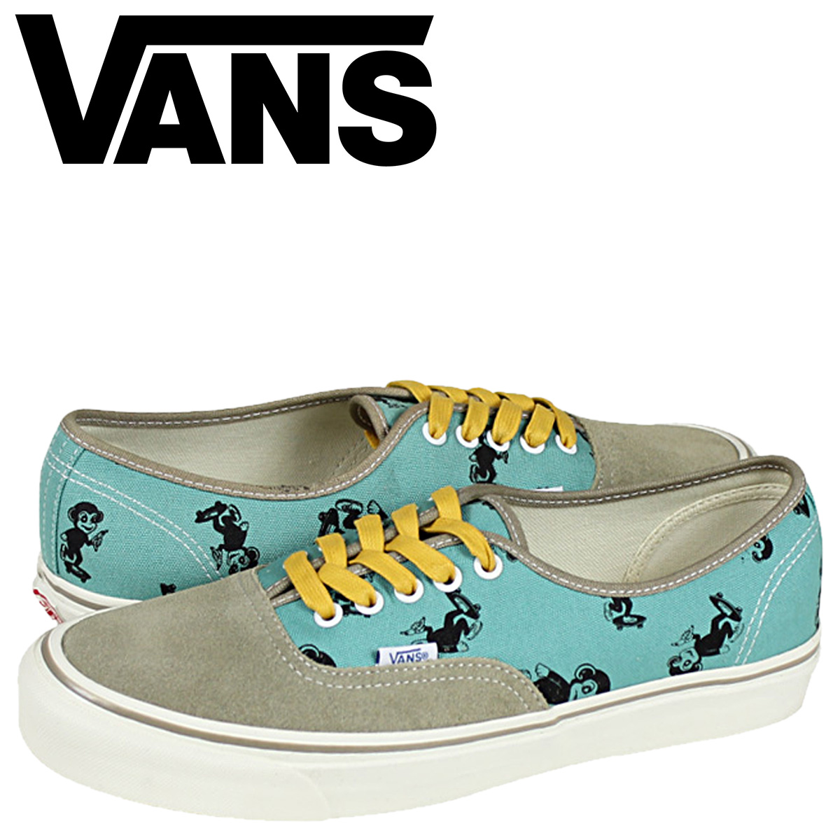 ALLSPORTS  Vans AUTHENTIC LX SK8 MONKEY d2dd808a9e24