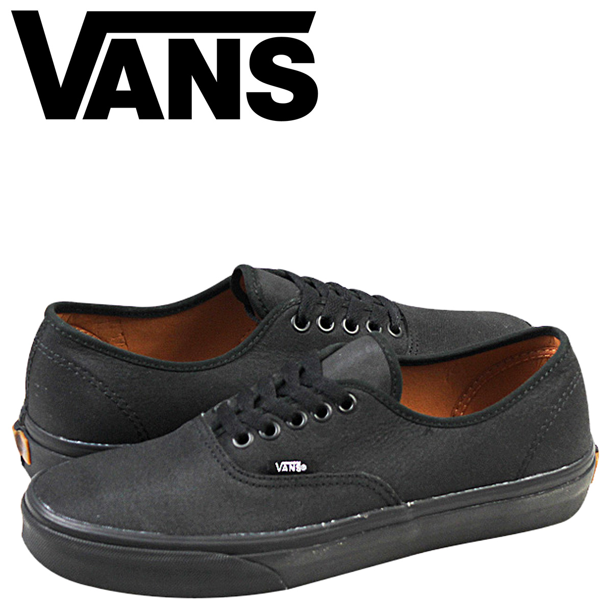 cc070dfa69 Vans XTUFF VANS AUTHENTIC sneakers adidas canvas men's ladies in 2014, new  VN-0 W4NDIZ BLACK/BRAN black unisex [genuine]