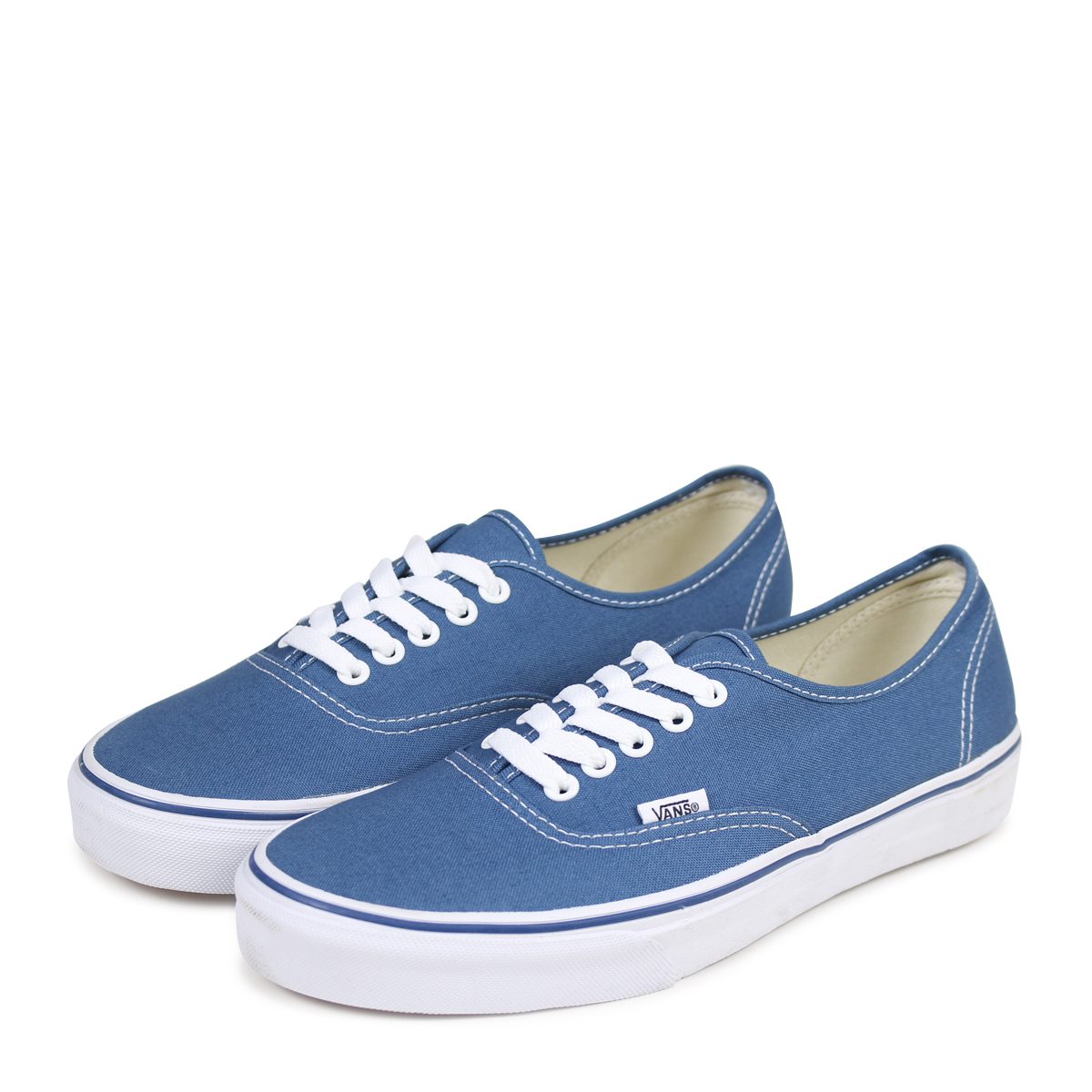 online retailer f839a 5f41d Vans VANS AUTHENTIC sneakers adidas canvas men s VN-0EE3NVY Navy ...
