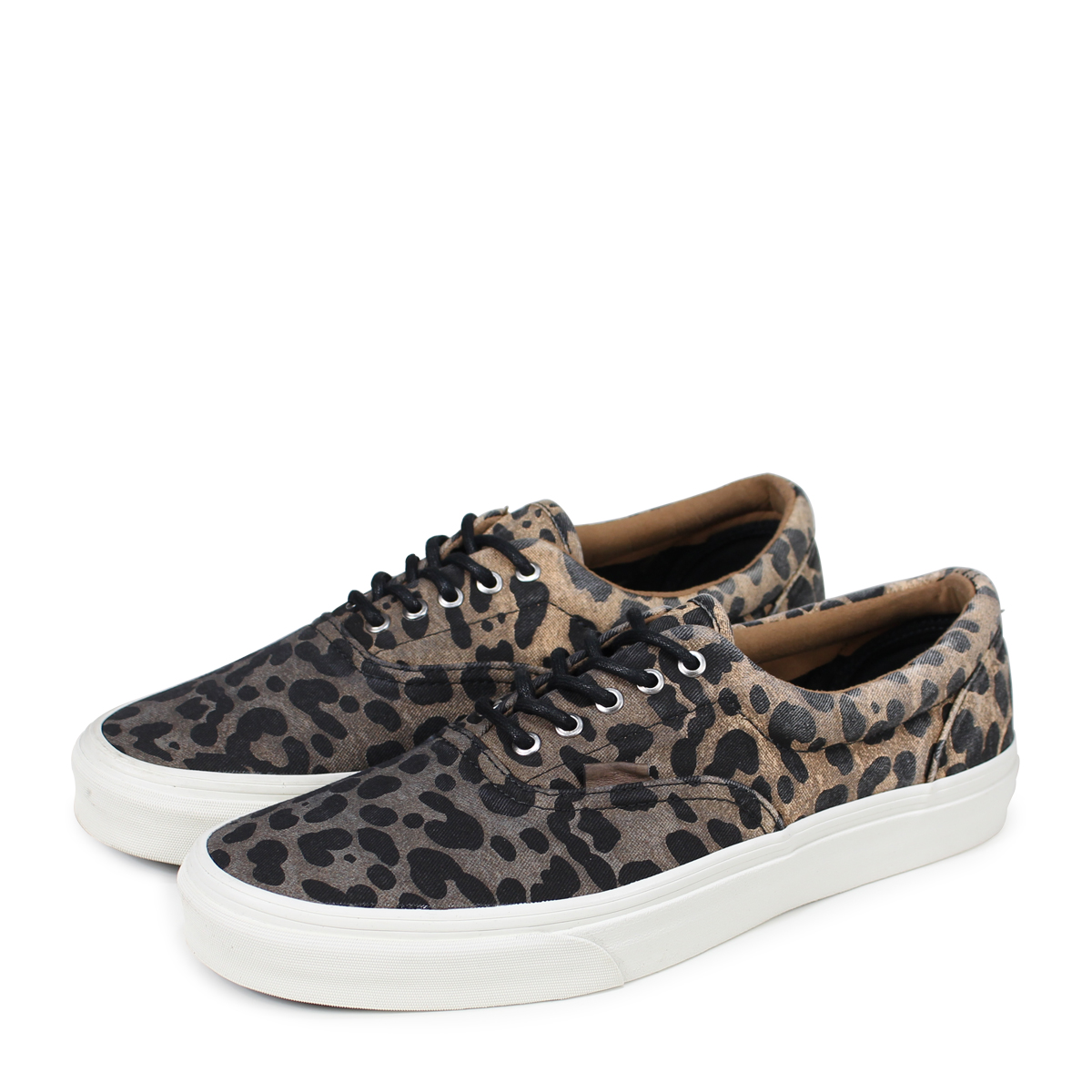 a0aa6bbd1483  SOLD OUT  vans VANS ERA CA sneakers Ella canvas men s Leopard California  line VN-0IM9BJ7  regular