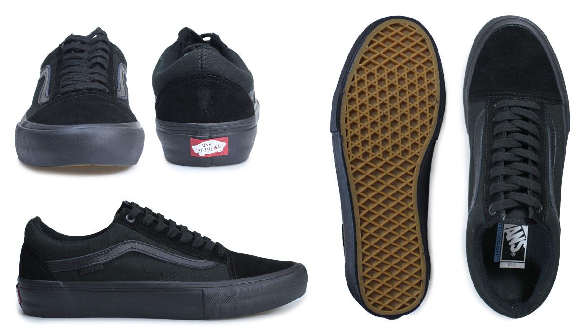 311a31ce4c VANS OLD SKOOL PRO old school sneakers men gap Dis vans station wagons  VN000ZD41OJ shoes black  load planned Shinnyu load in reservation product 2 20  ...