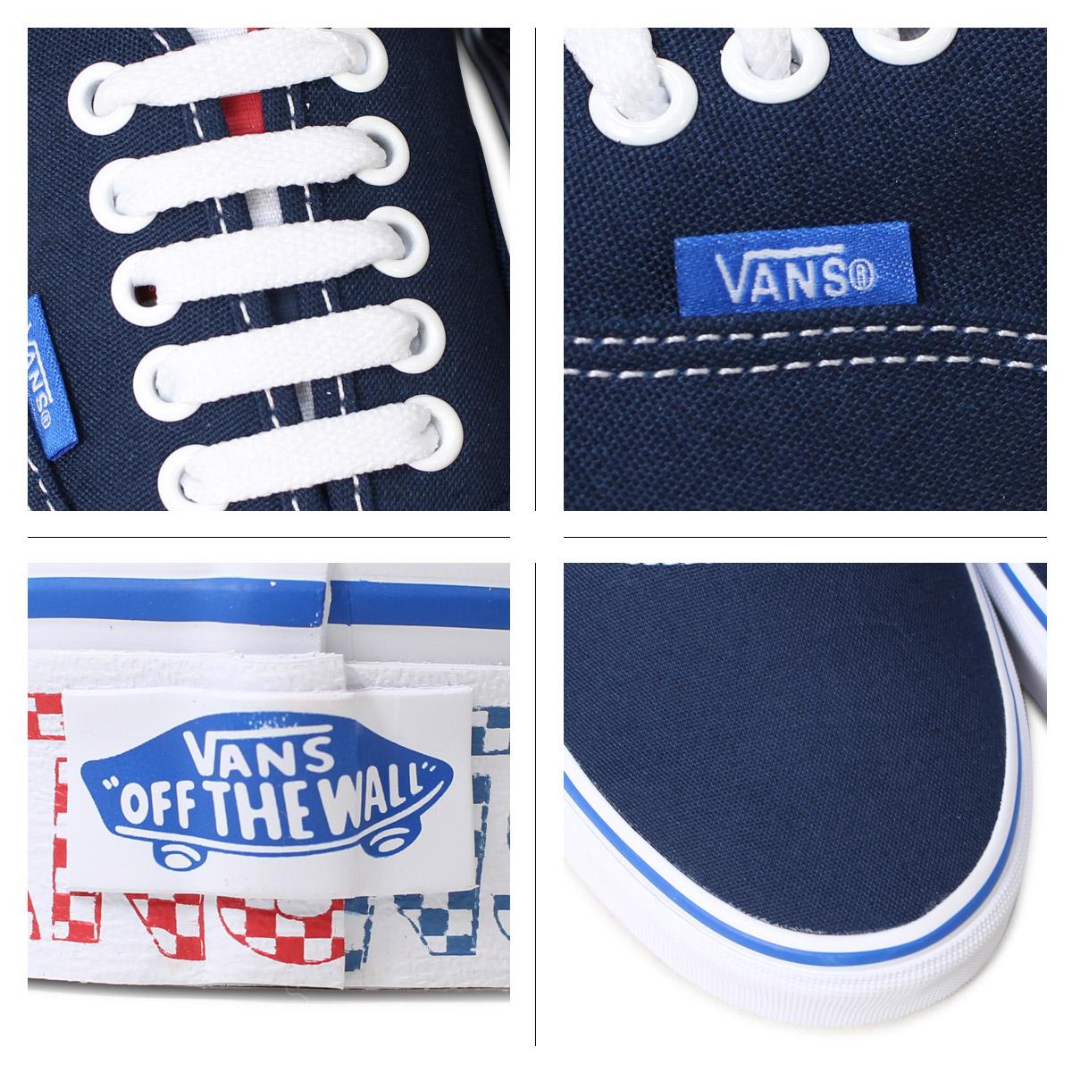 卡車確實的VANS人運動鞋旅行車AUTHENTIC VN0A38EMMQO VN0A38EMMQP鞋[4/4補充進貨]
