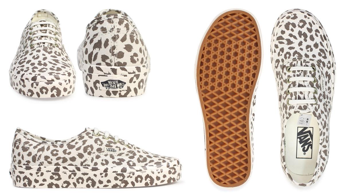 3f3da0941b Vans authentic sneakers Lady s VANS station wagons AUTHENTIC MONO PRINT  VN0A38EMOP5 shoes Leo soft-headed doh  7 11 Shinnyu load   177