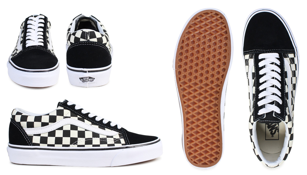 Vans old school sneakers men gap Dis VANS station wagons OLD SKOOL  VN0A38G1P0S shoes black  176  550569985