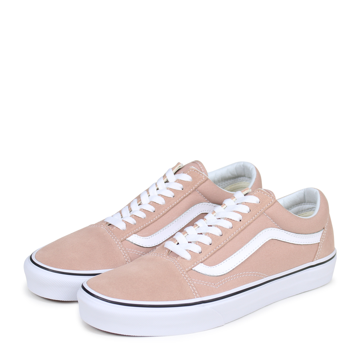 vans old skool pink